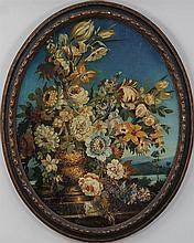 Continental School (18th/19th century), floral sti