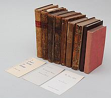 Group of (12) Quaker books and ephemera, to includ