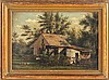WILLIAM RICKARBY MILLER (American, 1818-1893), William Rickarby Miller, $250