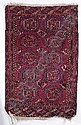 Oriental rug, 5ft6in h x 3ft6in w.