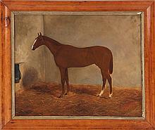 BRYAN BUTLER (British, 19th/20th century), portrai