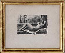 PIERRE-AUGUSTE RENOIR (French, 1841-1919), ''Odali