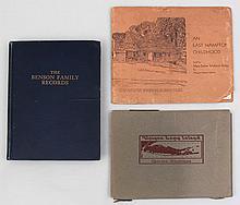 Group of (3) Long Island books, to include: ''Uniq