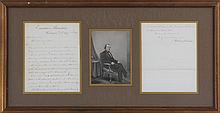 Andrew Johnson (1808-1875), September 7, 1868, sig