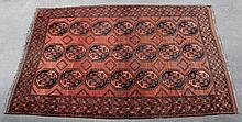 Room size Oriental rug. 16'2''l, 10'11''w.