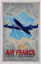 ALAIN PERCEVAL (20th century), ''Air France, Towar
