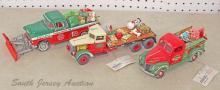 Lot of (3) Franklin Mint Trucks