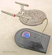 Pewter Star Trek