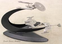 Franklin Mint Star Trek Pewter