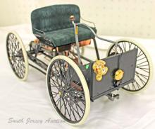 Franklin Mint 1886 Ford Quadricycle Die-Cast Automobile Model