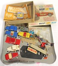 Slot Cars and Miscellaneous Parts
