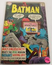 12 Cent Batman Aug. 1966 No. 183