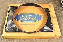 Fan Shroud Believed to be for a 1969 Ford Mustang
