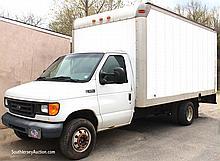 2003 Ford Box Truck