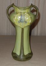 Well Marked Austrian Julius Dressler Art Vase