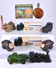 Vehicle Avon Bottle Lot