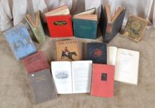 Early to Mid 1900s Vintage Books