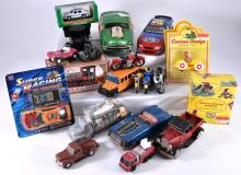 Vintage Cars, Motorcycles & Race Cars
