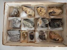 13 Rock & Mineral Specimens