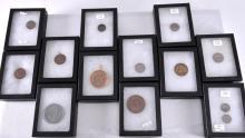 Vintage Coin, Medal, Medallion Lot