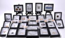 27 Army Insignia Lapel Pins 8 Marked US