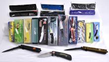 15 Assorted Pocket Knives in Original Boxes