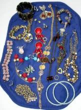 Unusual Vintage Costume Jewelry