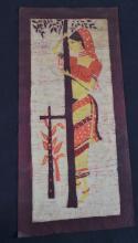 Ethnic Fabric Art