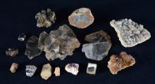 Rocks & Minerals - Mica & Quartz