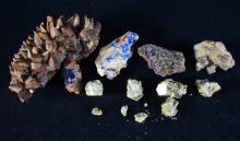 Rocks & Minerals - Metallic Minerals