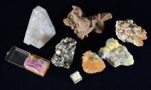 Rocks & Minerals - Calcite