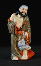 Chinese Famille Rose Porcelain Immortal