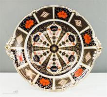 A Royal Crown Derby Old Imari platter, no.1128, 13 ins.