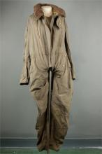 A WWII Sidcot flying suit.