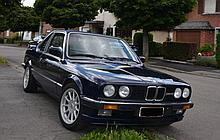 BMW 323 H26 Baur Hartge Cabriolet - 1983