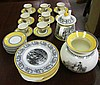 32 Pcs Villeroy & Boch Auden Tea Set