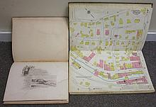 2 Books - Maps of Winsted / Sketches of Marblehead