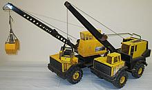 2 Tonka - Excavators