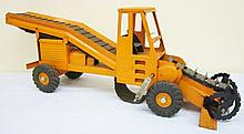 Model Toys - Tractor and Spreader