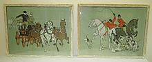 Pair of 19th Century English Watercolors