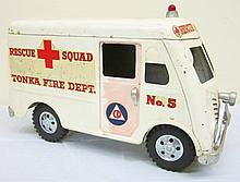 CD Rescue Truck