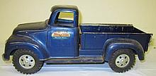 Blue Tonka Pickup Truck