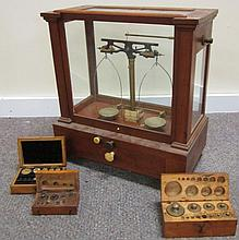 Jeweler's Scale - Arthur Thomas, Philadelphia