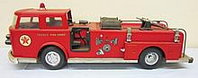 Texaco Fire Chief Firetruck