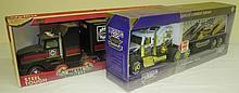 Brickyard / Skidoo - Tractor/Trailer In Boxes