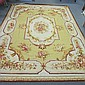 Aubusson Needlepoint Rug 9' 12'