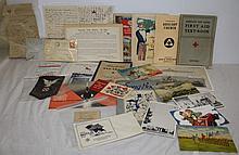 WWII Memorbilia