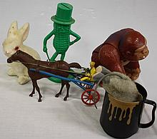 5 Pc Toy Lot