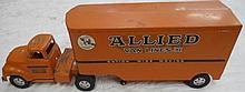 Allied Van Lines Truck