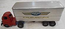 Gray Van Lines Truck